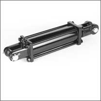 Cross Hydraulic Cylinders