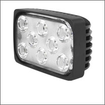 Lights: Halogen, LED, HID